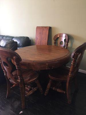 Kitchen dining room table for Sale in Kirkwood, NJ
