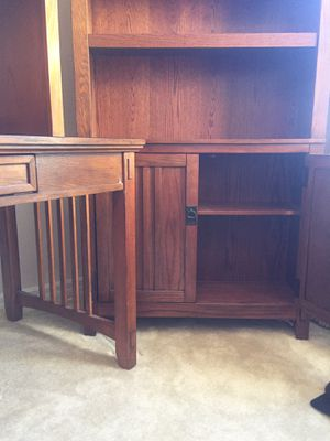 Ashley Cross Island Office Furniture for Sale in Melbourne, FL