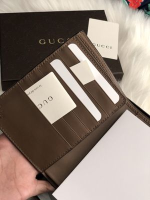 Microguccissima Bi Fold Passport / Wallet for Sale in San Diego, CA
