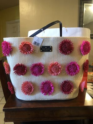 Kate Spade large beach bag for Sale in Fontana, CA