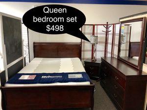 New Queen bedroom set for Sale in Fresno, CA