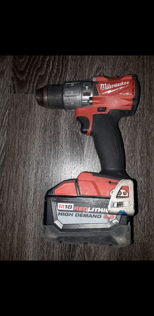 Milwaukee hammer drill for Sale in Austin, TX