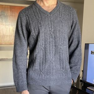 Merino Wool Sweater For Men: Retails For $379 for Sale in Los Angeles, CA