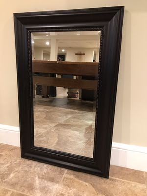 Framed wall mirror for Sale in Paterson, NJ