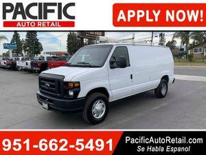 2014 Ford Econoline Cargo Van for Sale in Jurupa Valley, CA