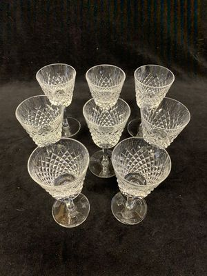 Waterford Crystal Alana wine claret glasses for Sale in San Clemente, CA