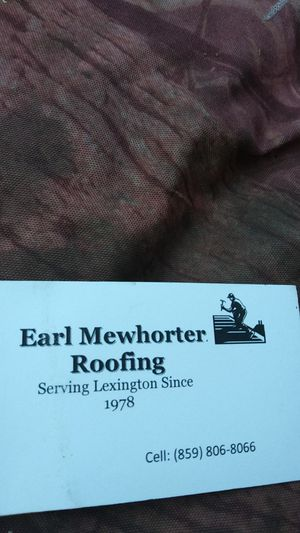 Roof repairs free estimates for Sale in Lexington, KY