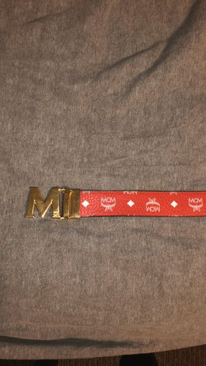 MCM Reversible Klaus Belt for Sale in Penn Hills, PA