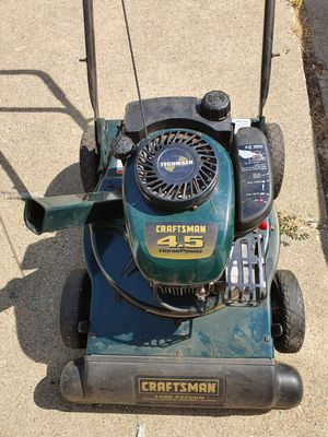 Craftsman Leaf Vaccum Blower for Sale in Dearborn, MI
