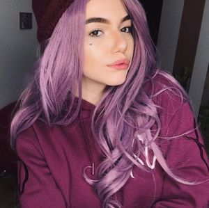Purple Beauty Lace Front Wig for Sale in Carson, CA