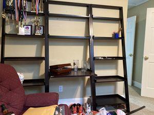 Pottery barn open bookcase for Sale in Orlando, FL