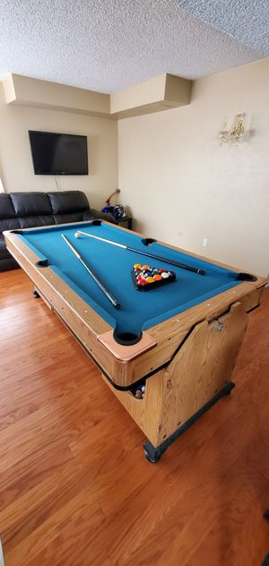 Pool / Air hockey table for Sale in Aurora, CO