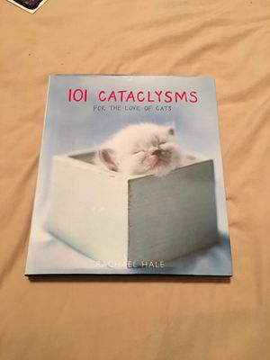 101 Cataclysms (for the love of cats) for Sale in Eleva, WI