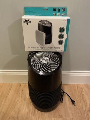 Vornado Evaporative Humidifier + 1 Brand New Filter for Sale in Attleboro, MA