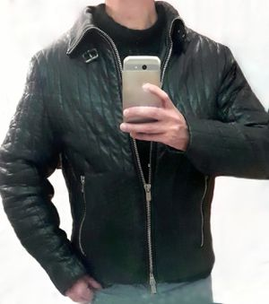 Michael Kors Quilted Leather Riders Jacket for Sale in New York, NY