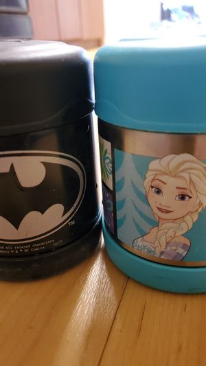 Thermos lunch container - 2 for Sale in San Jose, CA