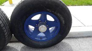 Tires 225/75R15 Trailer Tires for Sale in North Miami Beach, FL