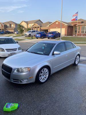 Audi A4 2.0t for Sale in San Antonio, TX