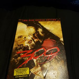 300 DVD 📀 for Sale in San Bernardino, CA