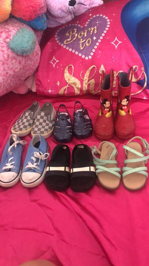 Toddler shoes for Sale in San Angelo, TX