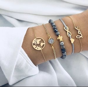5 piece bracelet set for Sale in Wichita, KS