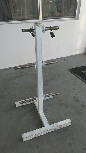Weights rack for Sale in Pompano Beach, FL