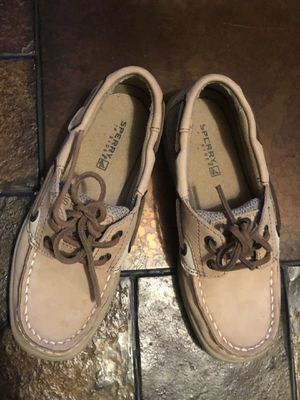 Kids sperrys for Sale in Fort Worth, TX