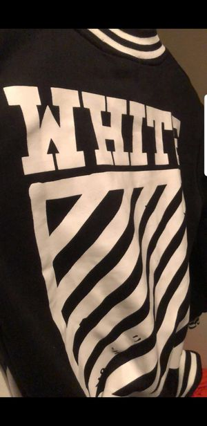 Off White jacket for Sale in Arlington, TX