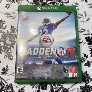 Madden 16 for Sale in Chicago, IL