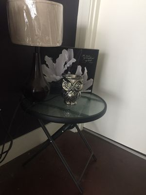 Multi Purpose Table- Nightstand/Patio for Sale in Brooklyn, NY