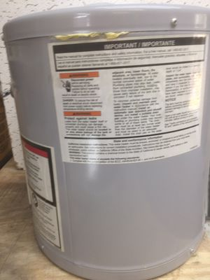 AC Smith Hot Water Heater 6 Gal. for Sale in Cameron, WV