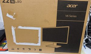"22"" Acer FHD LED monitor for Sale in Irvine, CA"