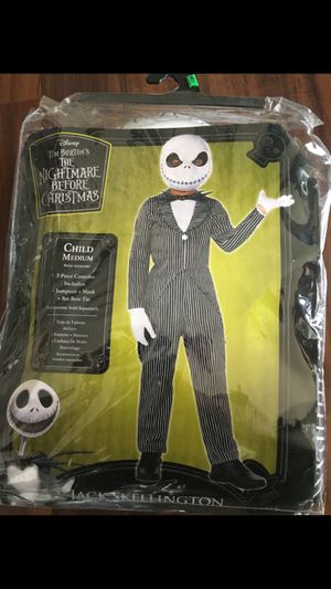 Boys Jack Costume (used once) for Sale in Chula Vista, CA