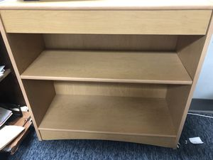 Small bookcase with one shelf for Sale in San Dimas, CA