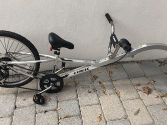 Co-pilot Trailer Tandem, Single Bicycle Attachment for Sale in Oviedo,  FL