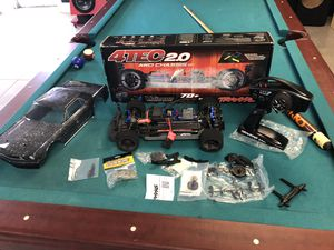 Traxxas 4tec 2.0. Brushless fully upgraded ready to run for Sale in Miramar, FL