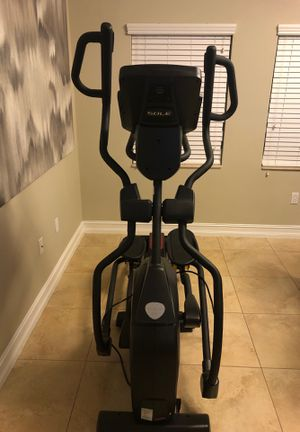 Brand new elliptical- SOLE E35. Priced at 2400- Christmas deal for $1500! for Sale in Fort Lauderdale, FL