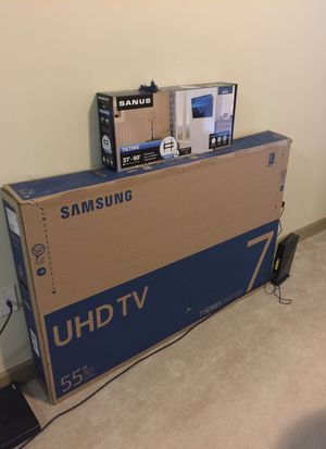 "Samsung 55"" Led Tv for Sale for sale  Atlanta, GA"