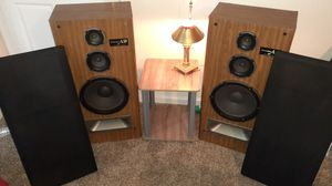 (Set of two)Technics SB A-50 3-Way Speaker System for Sale in Clifton Heights, PA