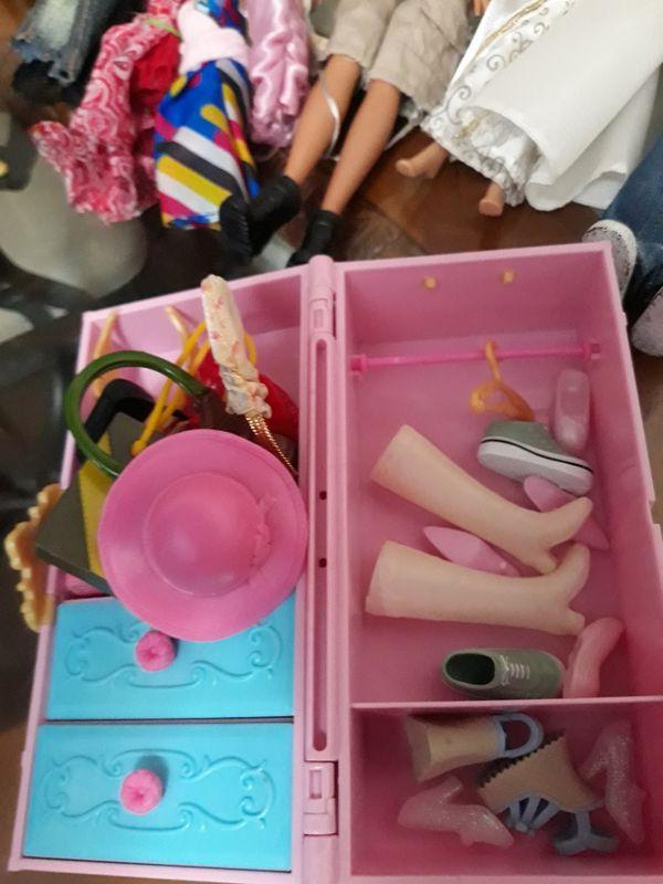 Barbie y sus accesorios
