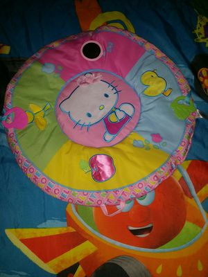 Hello Kitty Baby Mat for Sale in Taylor, MI
