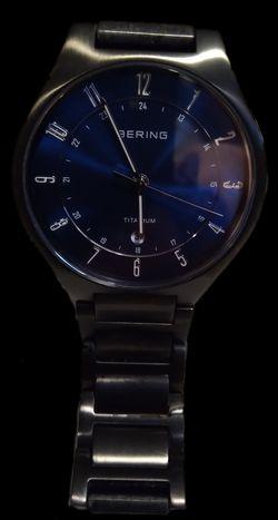 Bering Men's Titanium Watch for Sale in Barre,  VT