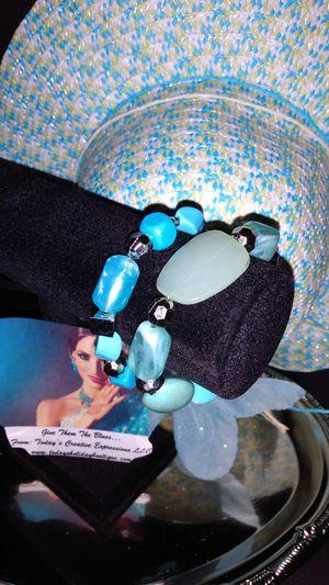 The Double Stack Blues Bracelets! for Sale in Baton Rouge, LA