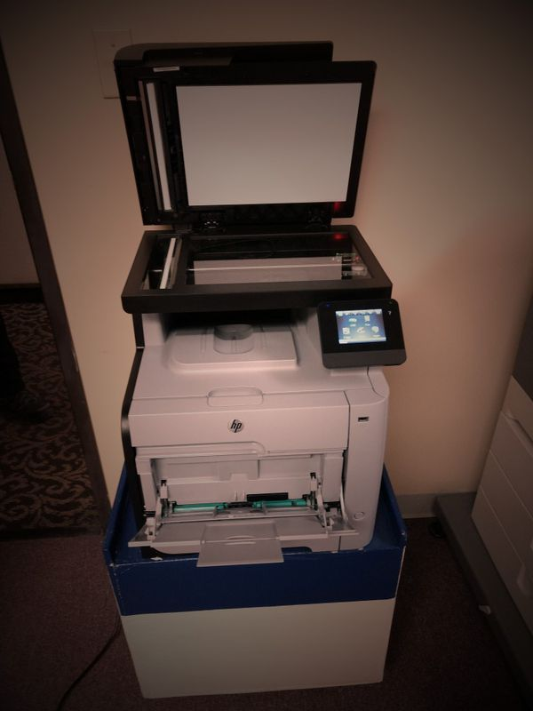New Condition HP Color Laser M476nw MFP Printer