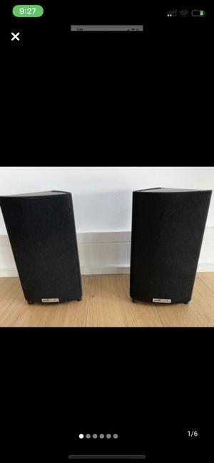 Polk Audio Speakers Like New for Sale in Brooklyn, NY
