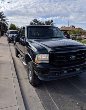 2003 Ford Powerstroke 4x4 XLT for Sale in Mesa, AZ
