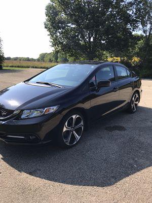 2014 Honda civic si for Sale in Elmwood, IL