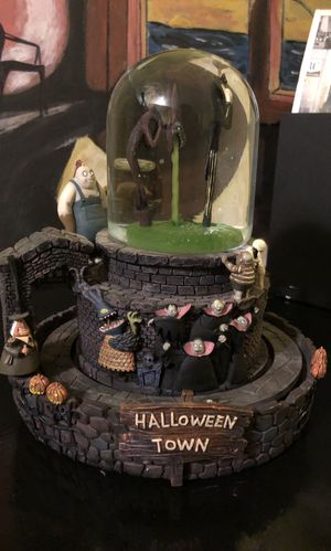 Nightmare Before Christmas Musical Globe for Sale in Auburn, WA
