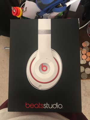 Beats studios headphones for Sale in Forney, TX