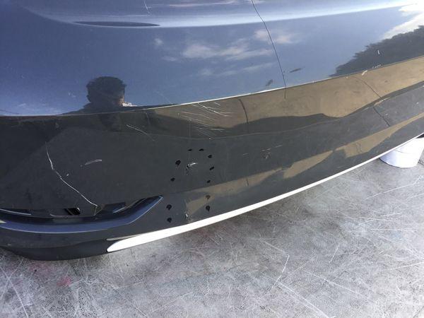 AUDI A3 Rear Bumper Cover OEM 2017 2018